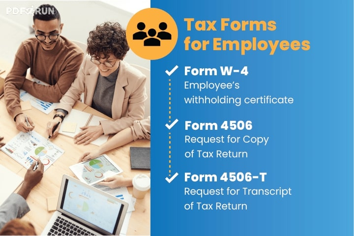Tax Forms for Employees